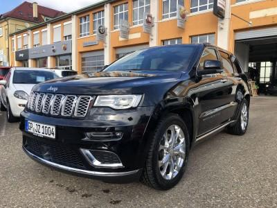 Jeep Grand Cherokee Summit 3.0l V6 MultiJet 184kW
