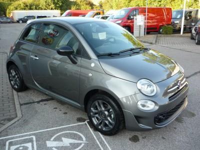 Fiat 500 MY21 1.0 GSE Hybrid HEY GOOGLE 51kW (70PS)