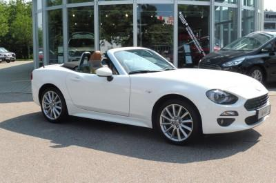 Fiat 124 Spider LUSSO 1.4 MAir Turbo 140PS